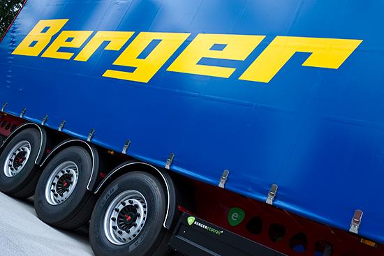 Berger Logistik: Auf allen Wegen sicher verschlüsselt
