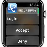 Push Notification über Smart Device
