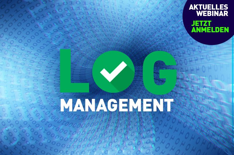 Auditsicheres Log-Management
