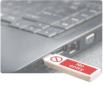 IT-Asset-Management USB-Endpoint-Security mit NetSupport DNA