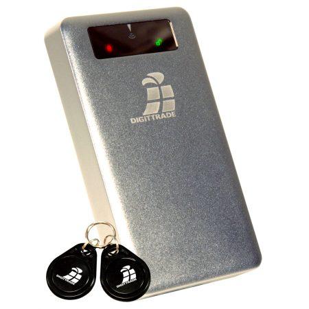 RFID Transponder für den Zugriff auf DIGITTRADE RS256 RFID