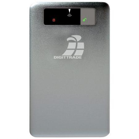 DIGITTRADE RS256 RFID Frontansicht