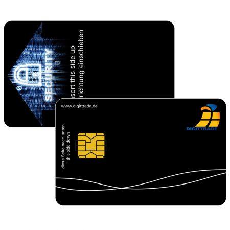 Digittrade HS256S Smartcards