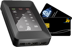 Digittrade HS256S ssd mit Smartcards