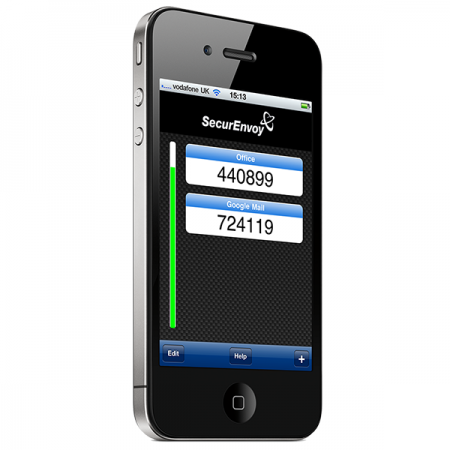 Securaccess Softtoken App Mehrfaktor-Authentifizierung