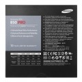 Samsung SSD 850 PRO Box-Rückseite