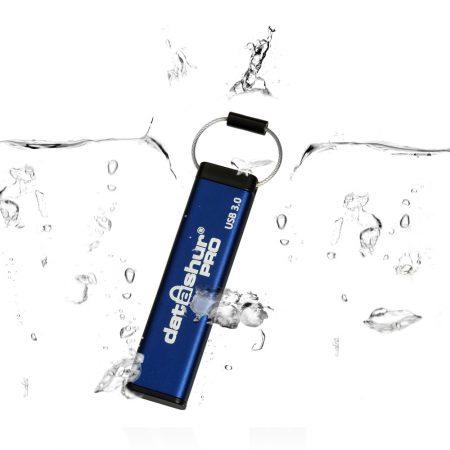 iStorage datAshur Pro 3.0 USB-Stick wasserdicht