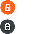 SECURE SSL ENCRYTION, SECURE PAYMANT