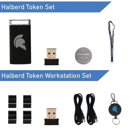 Halberd Token Sets