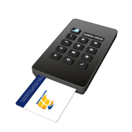Digittrade Kobra Drive VS mit Smartcard