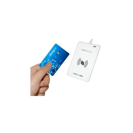 Neowave Badgeo mit NFC Reader