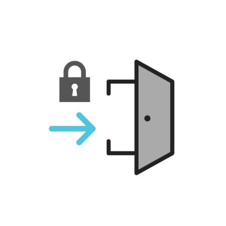 Zutrittskontrolle mit Neowave Badgeo Smartcard