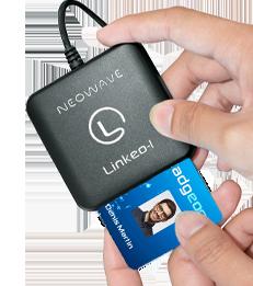 Linkeo-I kontaktbehafteter Smartcard Reader